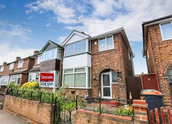 Thumbnail 3 bed semi-detached house for sale in Oak Road, Shortstown, Bedford