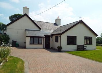 Thumbnail 4 bed bungalow for sale in Cefn Brith, Cerrigydrudion, Corwen, Conwy