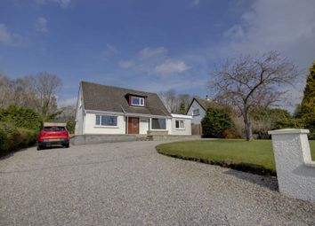 Thumbnail 5 bed detached house for sale in Old Evanton Road, Dingwall