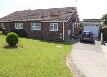 Thumbnail 2 bed property for sale in Bishopswood, Brackla, Bridgend, Bridgend.