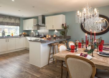 """Thumbnail 4 bed detached house for sale in """"Avondale"""" at Bayswater Square, Stafford"""
