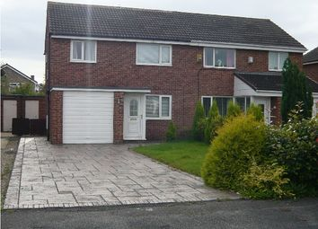 Thumbnail 3 bed semi-detached house to rent in Moor Park, Eaglescliffe, Stockton-On-Tees