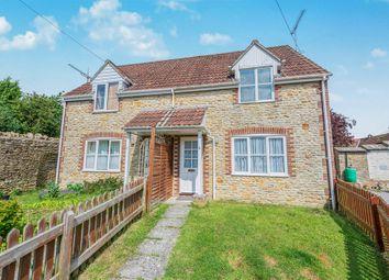 Thumbnail 2 bed semi-detached house for sale in Higher Gunville, Milborne Port, Sherborne