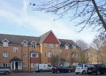 Thumbnail 1 bedroom flat for sale in Redoubt Close, Hitchin