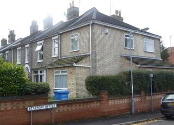 Thumbnail 4 bedroom semi-detached house to rent in Stafford Street, Norwich