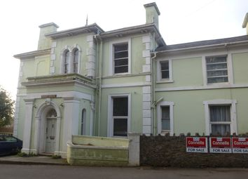 Thumbnail 1 bedroom flat for sale in Higher Erith Road, Torquay
