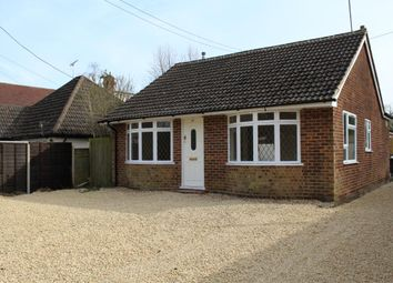 Thumbnail 2 bed bungalow to rent in Station Road East, Ash Vale