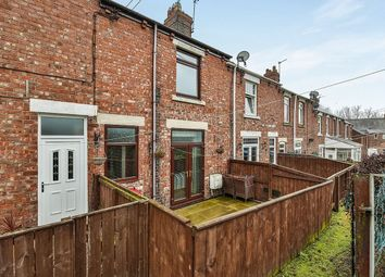 Thumbnail 2 bed terraced house for sale in West Villas, West Pelton, Stanley