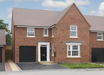 "Thumbnail 4 bedroom detached house for sale in ""Drummond"" at Snowley Park, Whittlesey, Peterborough"