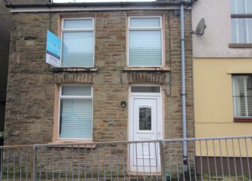 Thumbnail 2 bed semi-detached house for sale in Bailey Street, Deri, Bargoed