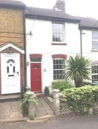 Thumbnail 2 bed terraced house to rent in Telegraph Hill, Higham, Rochester, Kent