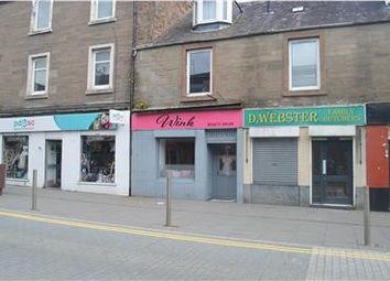 Thumbnail Retail premises for sale in 123 High Street, Dundee, City Of Dundee