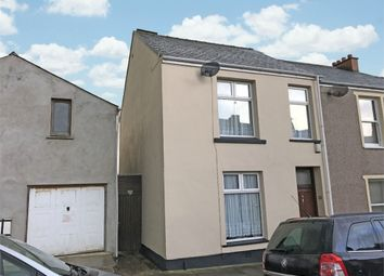 Thumbnail 4 bed end terrace house for sale in Gwyther Street, Pembroke Dock, Pembrokeshire