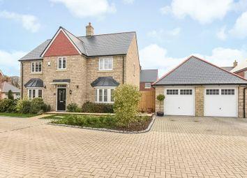 Thumbnail 4 bed detached house for sale in Steventon Storage Facility, Hanney Road, Steventon, Abingdon