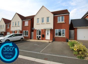 Thumbnail 4 bed detached house for sale in Roman Way, Cranbrook, Exeter