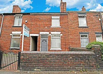 Thumbnail 3 bed terraced house for sale in Clough Street, Rotherham