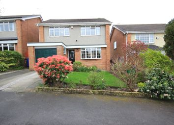 Thumbnail 4 bed detached house for sale in Yeomans Close, Milnrow, Rochdale