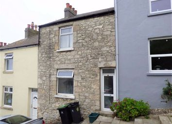 Thumbnail 2 bed terraced house to rent in Belle Vue Terrace, Portland, Dorset