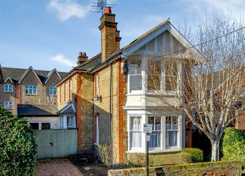 Thumbnail 4 bedroom detached house for sale in Grove Road, Chelmsford