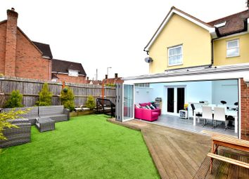 Thumbnail 4 bed semi-detached house for sale in Westwood Mews, Takeley, Bishop's Stortford