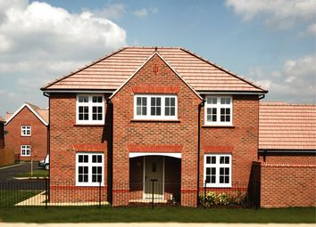 Thumbnail 4 bed detached house for sale in The Pavilion, Station Road, Poulton-Le-Fylde, Lancashire