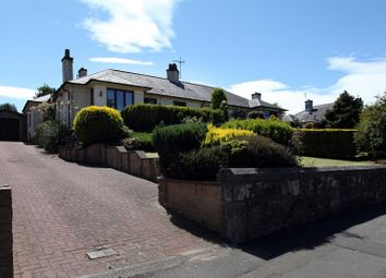 Thumbnail 3 bed semi-detached bungalow for sale in Aberdour Road, Dunfermline, Fife