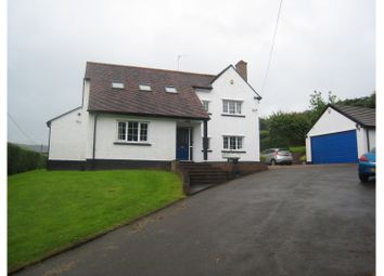 Thumbnail 5 bed detached house for sale in Llangybi, Usk
