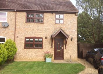 Thumbnail 3 bed semi-detached house for sale in Philip Rudd Court, Pott Row, King's Lynn