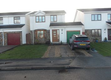 Thumbnail 3 bed detached house for sale in Hendre Park, Llangennech