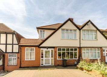 Thumbnail 4 bed semi-detached house to rent in Kingston Road, Ewell