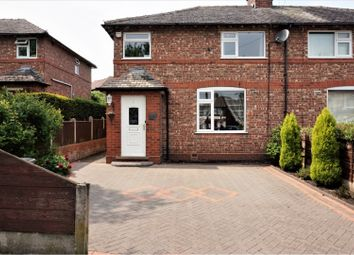 Thumbnail 3 bed semi-detached house to rent in Stamford Avenue, Altrincham