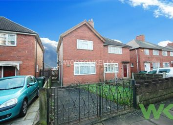 Thumbnail 2 bedroom semi-detached house for sale in Lincoln Road, West Bromwich, West Midlands