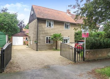 Thumbnail 4 bed semi-detached house for sale in Park Avenue, North Walsham