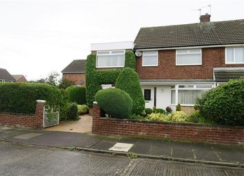 Thumbnail 5 bed semi-detached house for sale in Windsor Drive, Cleadon, Sunderland