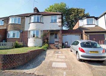 Thumbnail 3 bed semi-detached house for sale in Linden Avenue, Coulsdon