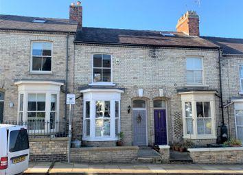 Thumbnail 2 bed terraced house for sale in Scott Street, York