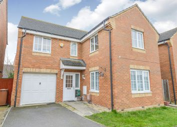 Thumbnail 4 bed detached house for sale in Walker Grove, Hatfield