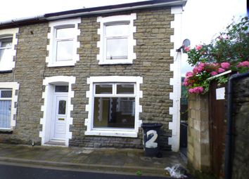 Thumbnail 3 bed end terrace house to rent in Consort Street, Mountain Ash
