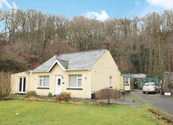 Thumbnail 3 bed detached bungalow for sale in Cwmgiedd, Ystradgynlais, Swansea
