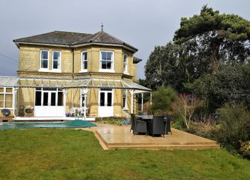 Thumbnail 4 bed detached house to rent in Victoria Avenue, Shanklin