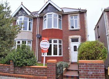 Thumbnail 4 bedroom semi-detached house for sale in Ladysmith Road, Plymouth