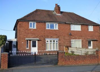 Thumbnail 4 bed semi-detached house for sale in St Martins Road, Talke Pits, Stoke-On-Trent