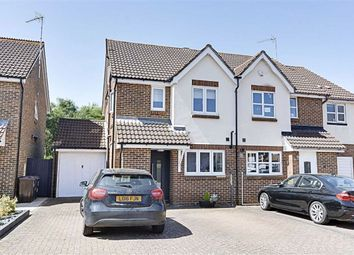 Thumbnail 4 bed semi-detached house for sale in Magnolia Close, Hertford