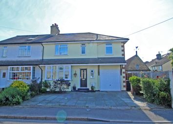 Thumbnail 4 bed semi-detached house for sale in Tredegar Road, Dartford