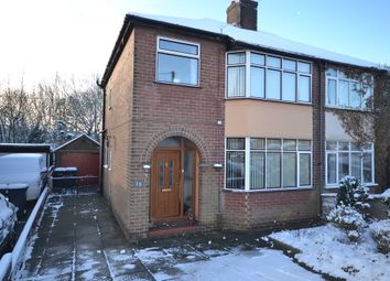 Thumbnail 3 bed semi-detached house for sale in Richmond Grove, May Bank, Newcastle-Under-Lyme