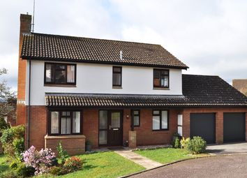 4 bed detached house for sale in Kingfisher Drive, Exeter EX4
