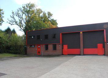 Thumbnail Light industrial to let in Unit 5 Lawson Hunt Industrial Park, Broadbridge Heath