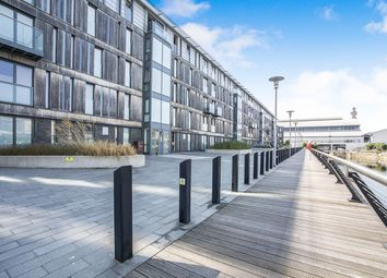 Thumbnail 2 bed flat to rent in The Wharf Dock Head Road, Chatham