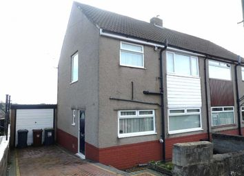 Thumbnail 3 bed semi-detached house for sale in Ladycroft Avenue, Buxton, Derbyshire