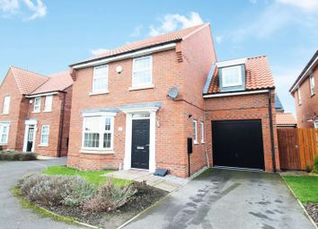 Thumbnail 4 bed detached house for sale in Woodlands Park, Pickering